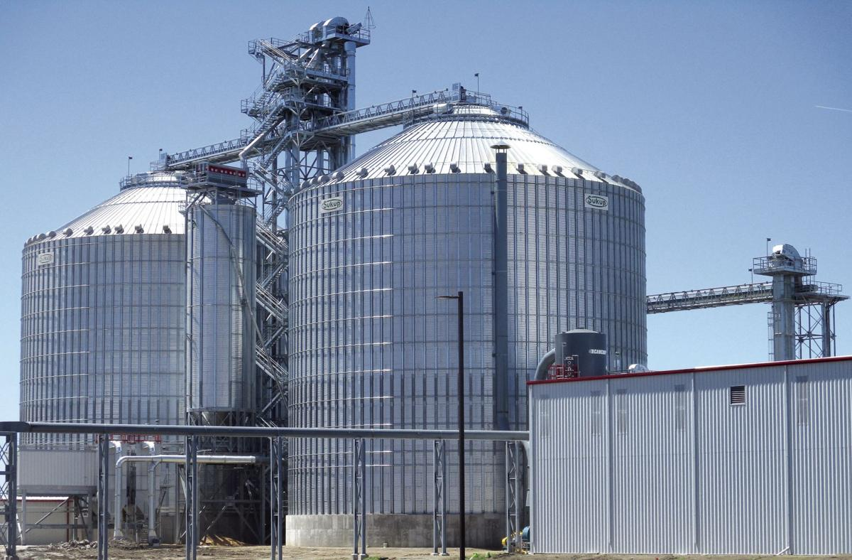 Ringneck ethanol plant a 'showcase' of Sukup equipment | Local News