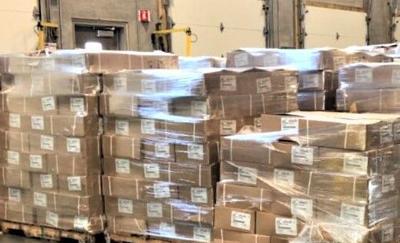 Feeding South Dakota to distribute 35,000 pounds of pork ribs