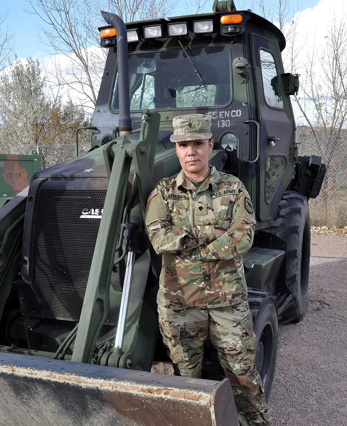 South Dakota National Guard international and local deployments, and honors