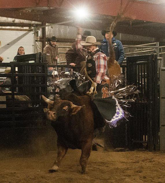 New Year's Eve forecast: Balmy with bull rides in a Fort Pierre barn