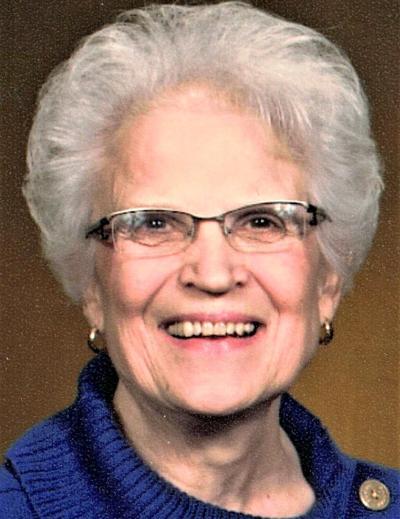 Alvena M. Thompson, 81