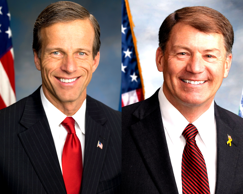 Now in the minority, Thune and Rounds get committee assignments