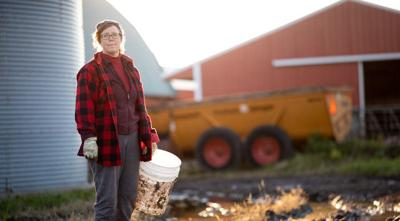 The high stakes of farm stress: 'Farming is not a job, it's a way of life'