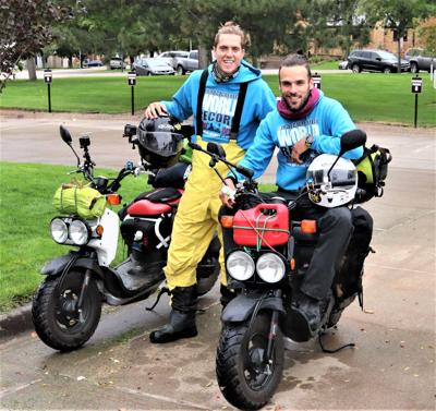 World record attempt scoots through the cultures of South Dakota