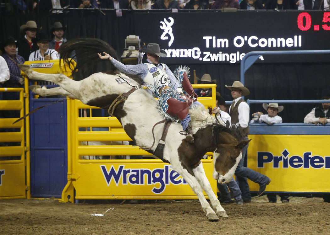 2 Korkow Rodeos Broncs Part Of Top Rides On Day 9 At Nfr