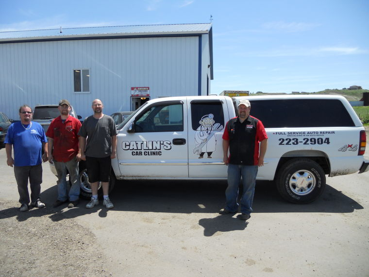 4 certified Mechanics  with combined 60 years of experience