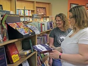 New owners adding games, graphic novels to Prairie Pages