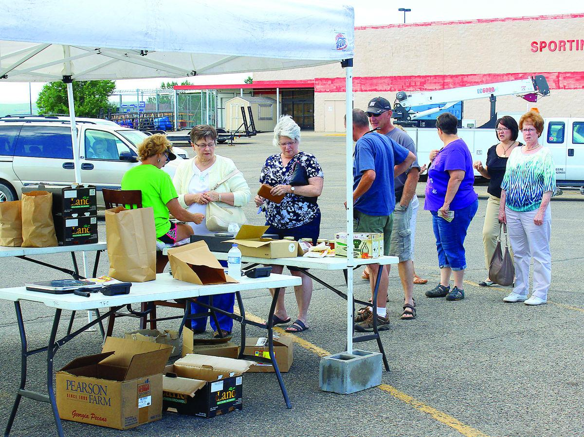 Fruit Truck Comes To Pierre Local News Stories