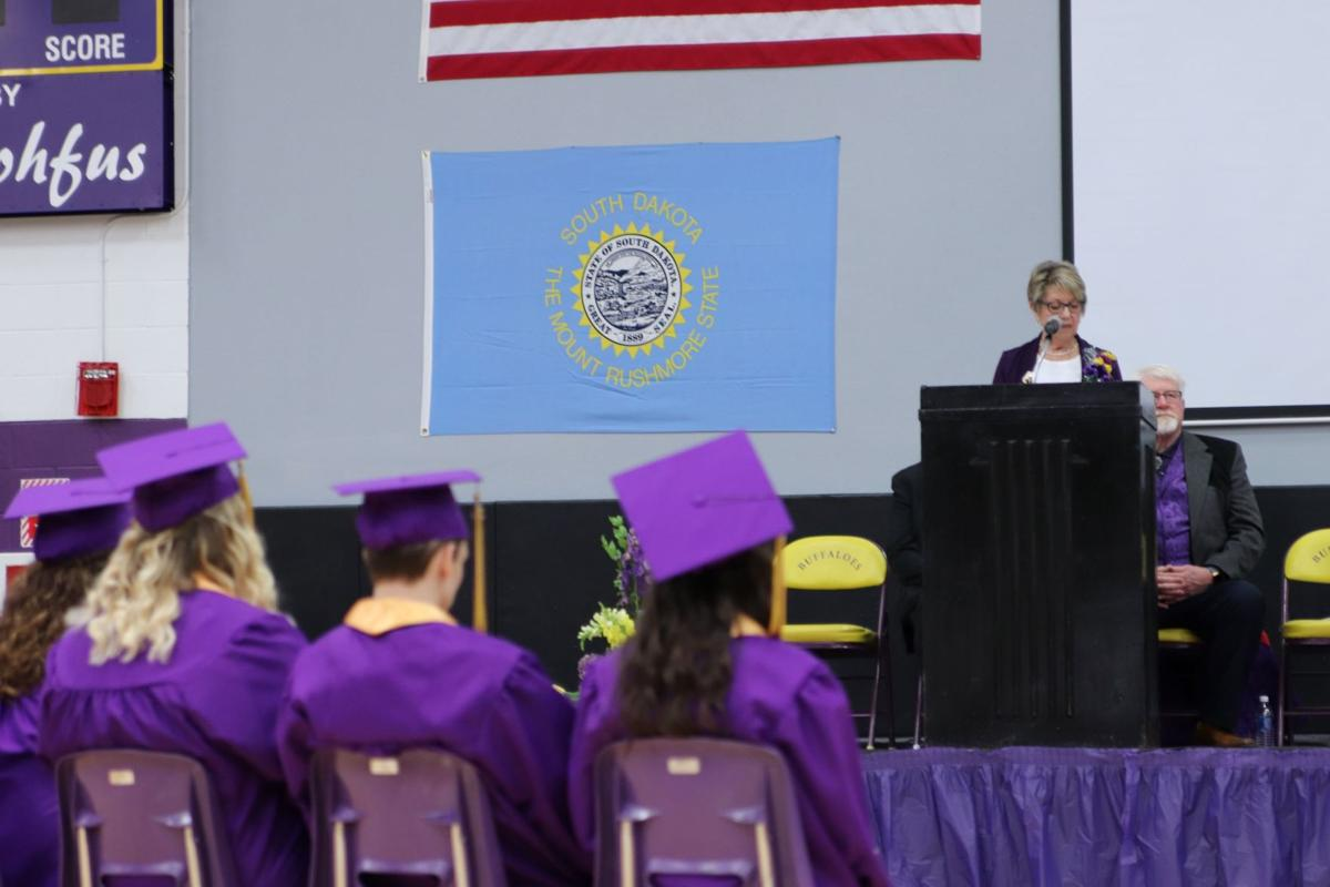 Graduation Hanson speech