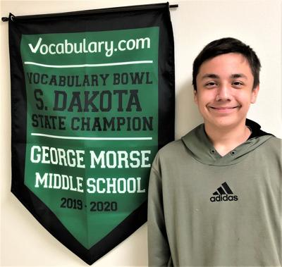 Georgia Morse Middle School earns vocabulary championship