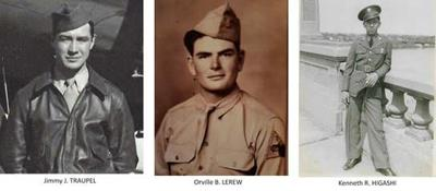 France to honor three South Dakota World War II Veterans
