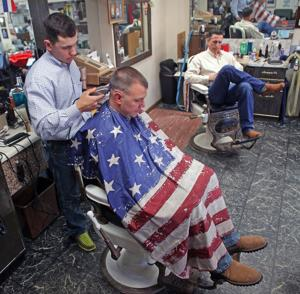 Third generation takes chair at Dakota Barbers in Pierre