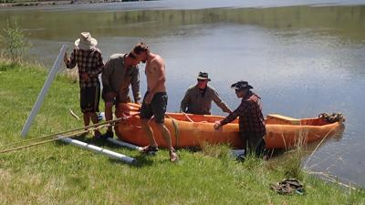 Missouri River Corps of Rediscovery - The Journey Begins (part two)