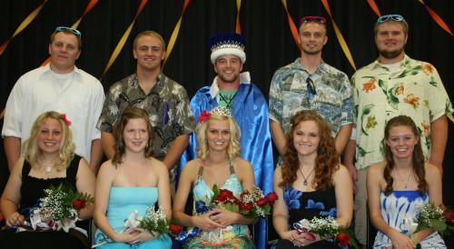 Dakota State University crowns royalty