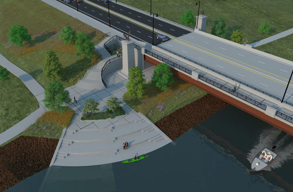Special Fort Pierre council meeting on Monday: Missouri bridge design choices
