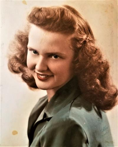 Shirley Jean Iversen, 89