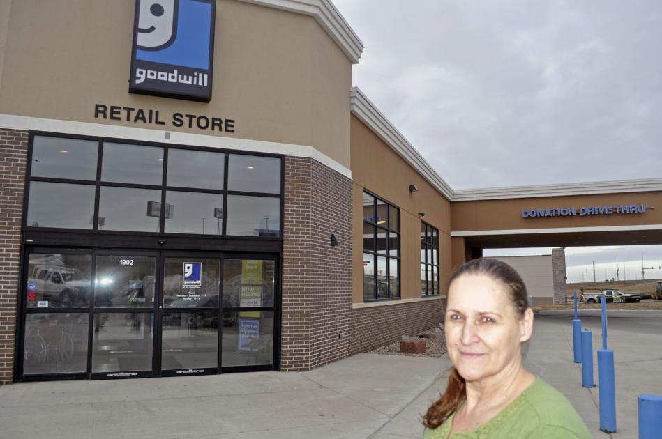 Goodwill store in pierre changes hands charity won t be for Beck motor company pierre sd