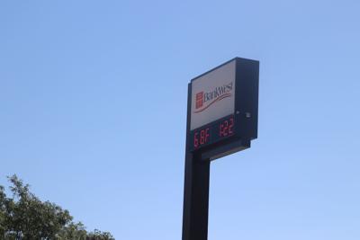 Bankwest sign