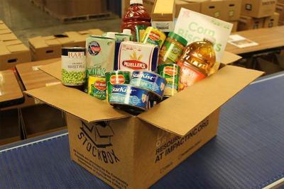 Empty South Dakota food pantries request donations