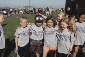 Relay Recess brings in $4,000 to fight cancer