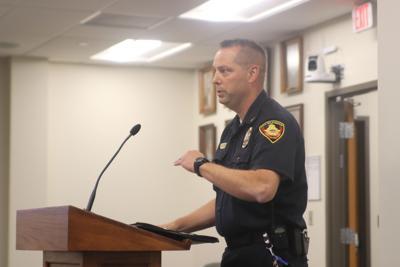 Police Chief Jason Jones