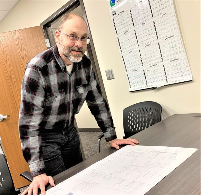 Get to Know Your City Government: Matt Elberson, building official for city of Pierre