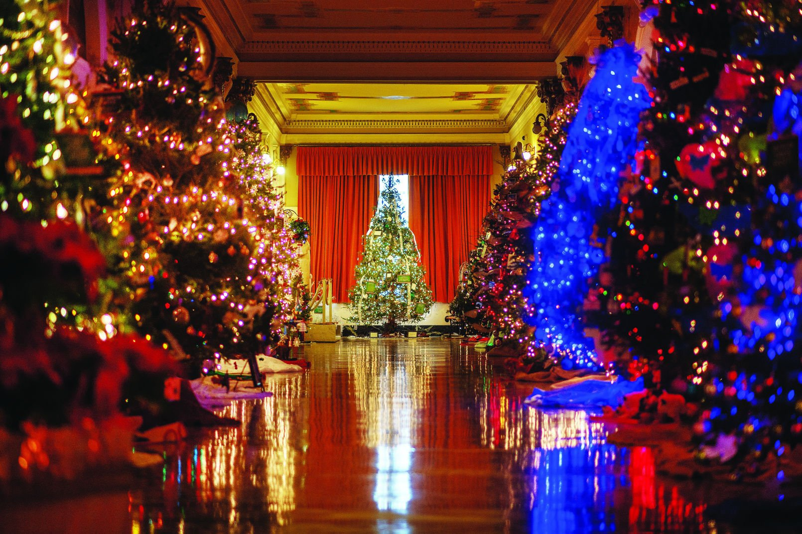 Christmas at the Capitol open through 10 p.m. Saturday | Local ...