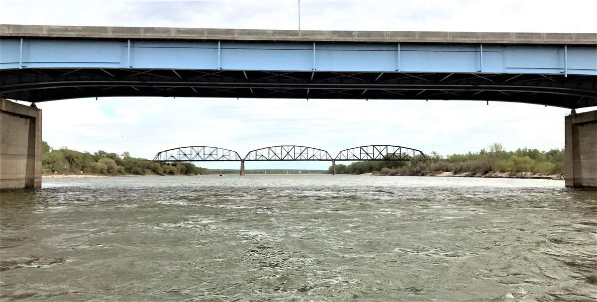 Bridge the gap to good fishing