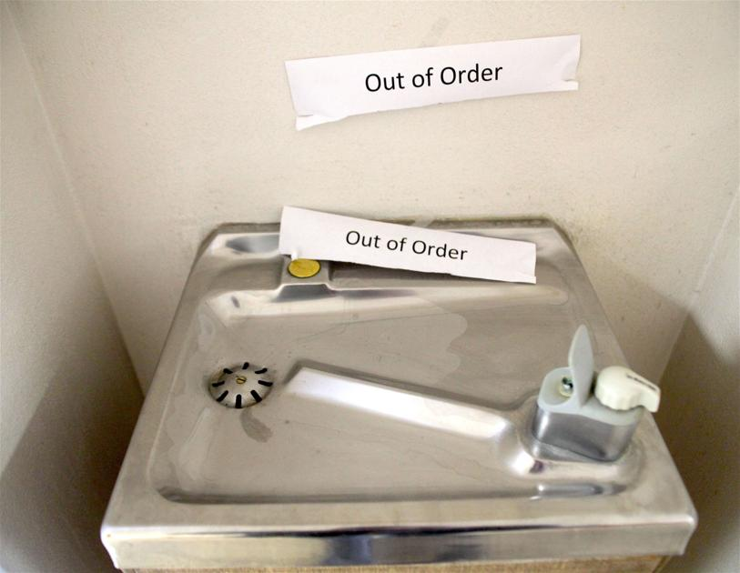 Funding stream no problem for new drinking fountain in Stanley County courthouse