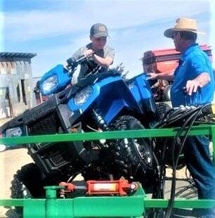 Family Farm Days success - 'its soil not dirt' 1