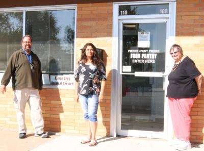 Pierre Area Referral Service's new location grand opening and capital campaign