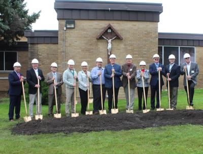 Gettysburg celebrates groundbreaking for new Avera Missouri River Health Center