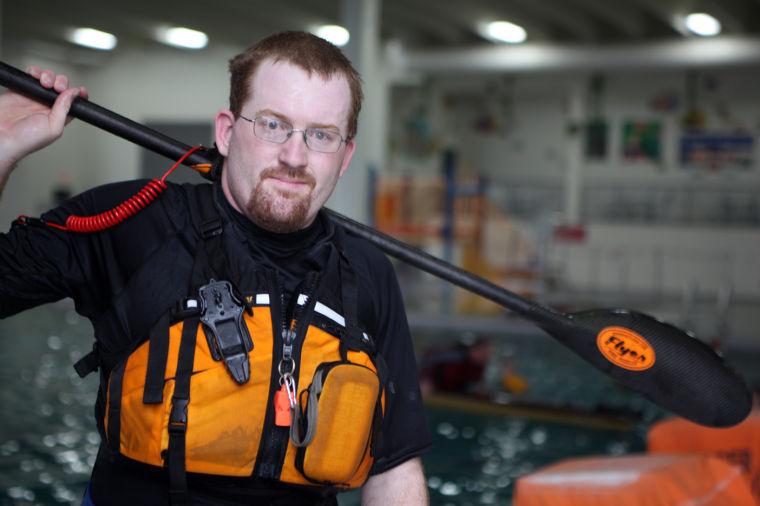 Pierre kayaker takes love of sport to Missouri race