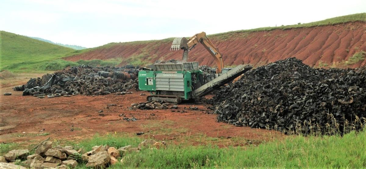 Waste tire disposal 'a pain'