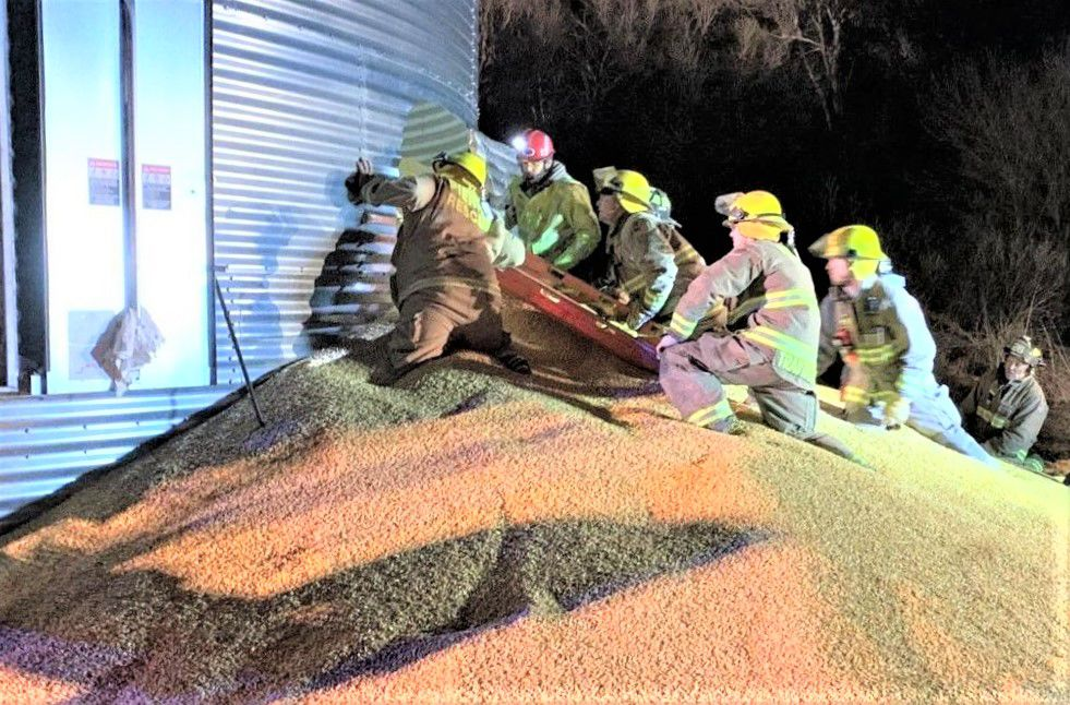 Grain bin accidents and deaths rising due to poor crop conditions