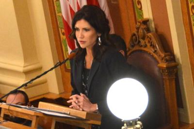 Governor Noem