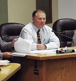 Huizenga announces run for 4th term on Pierre City Commission