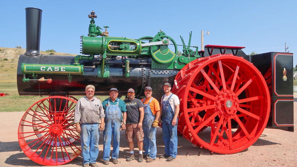 World's Largest Steam Engine Reborn in South Dakota   Local