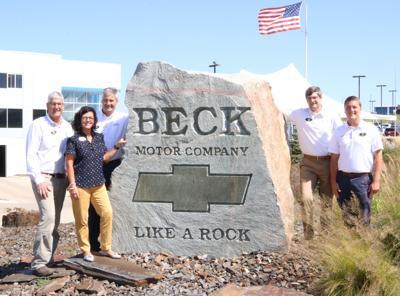 Beck Motor 50 anniversary celebration