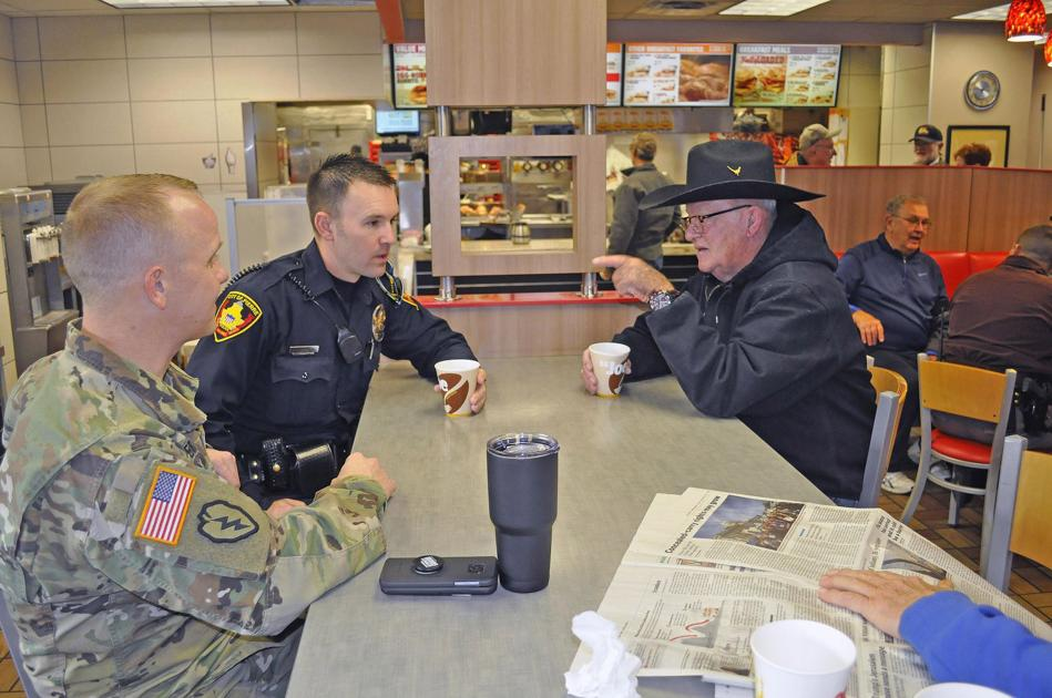 Pierre City Commission okays 2.5 percent raise for city police