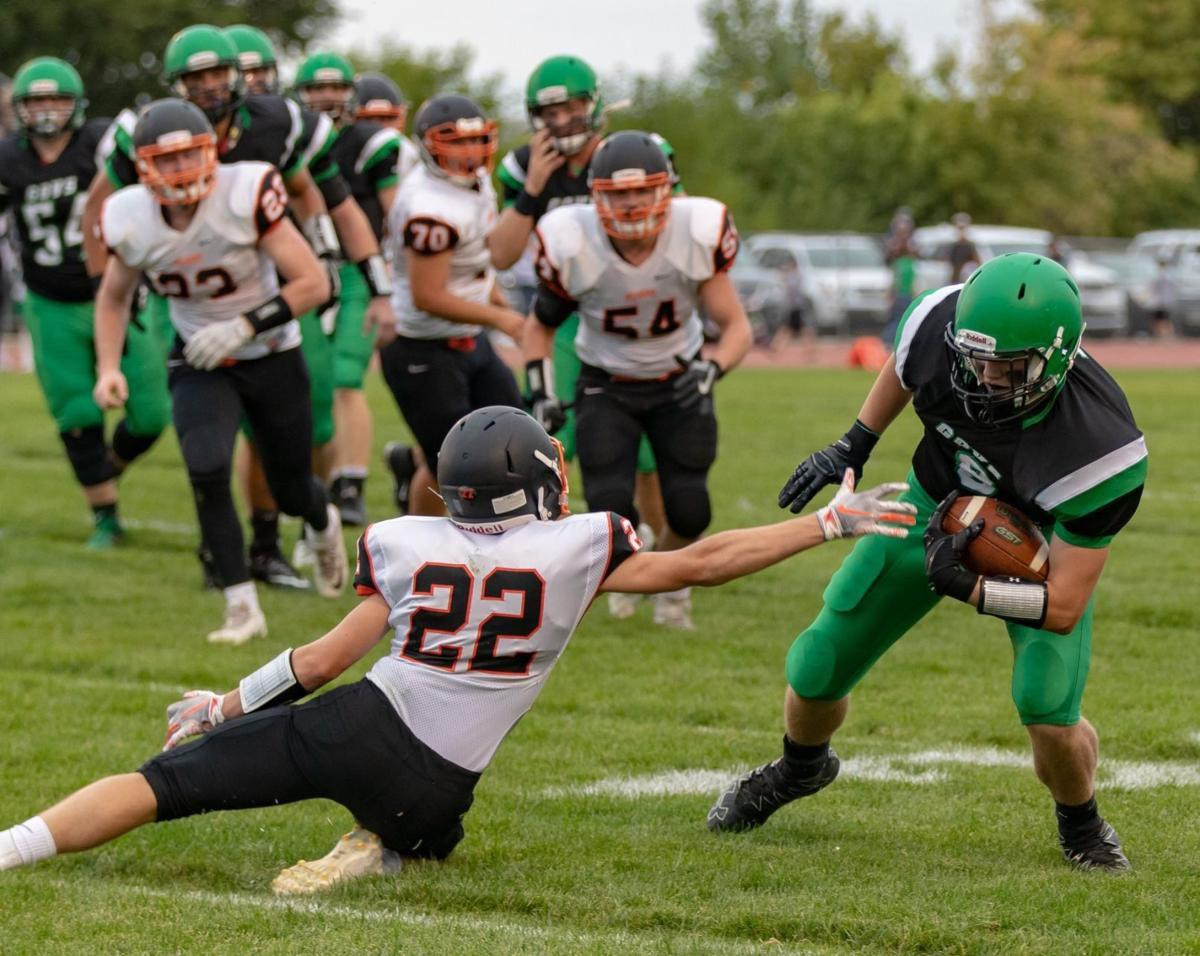 Football participation declines in S.D. and U.S. as brain injury research expands