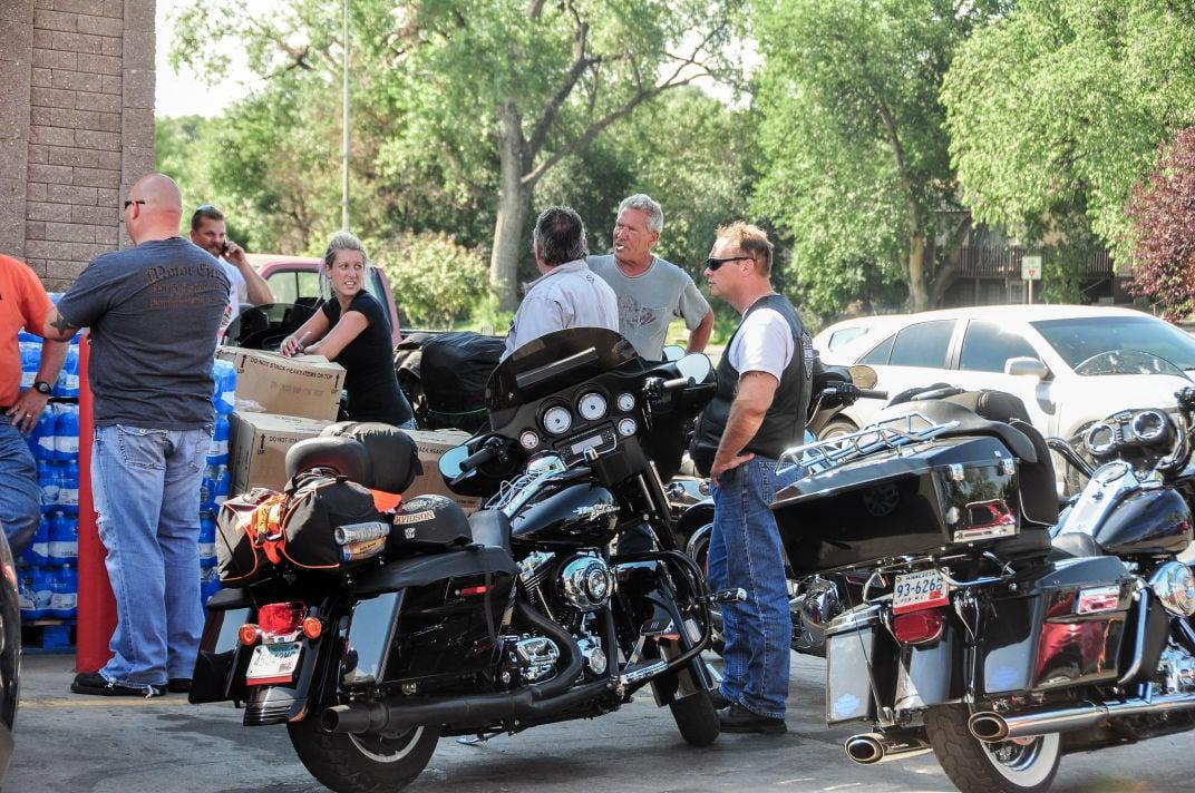 Harley Davidson Dealers Near Me >> Sturgis Bikers Flock To Pierre Harley Davidson Dealer