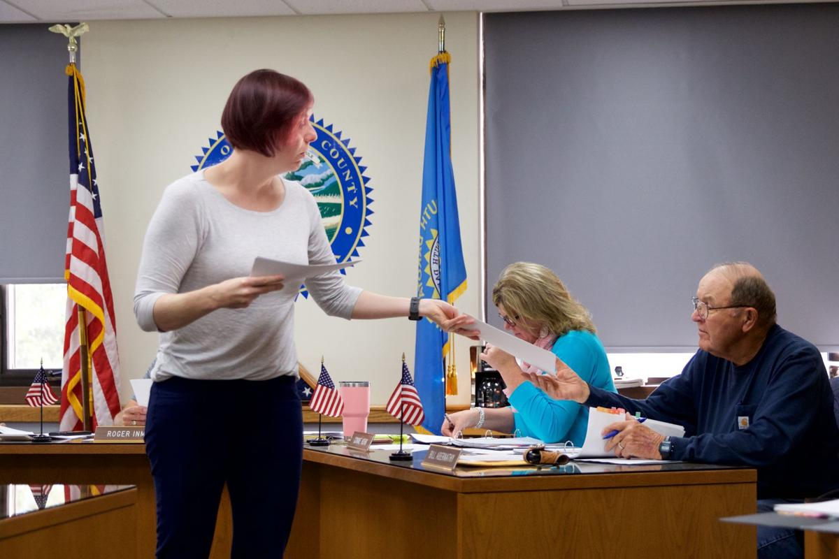 County Commission meeting: All in agreement, no nay sayers