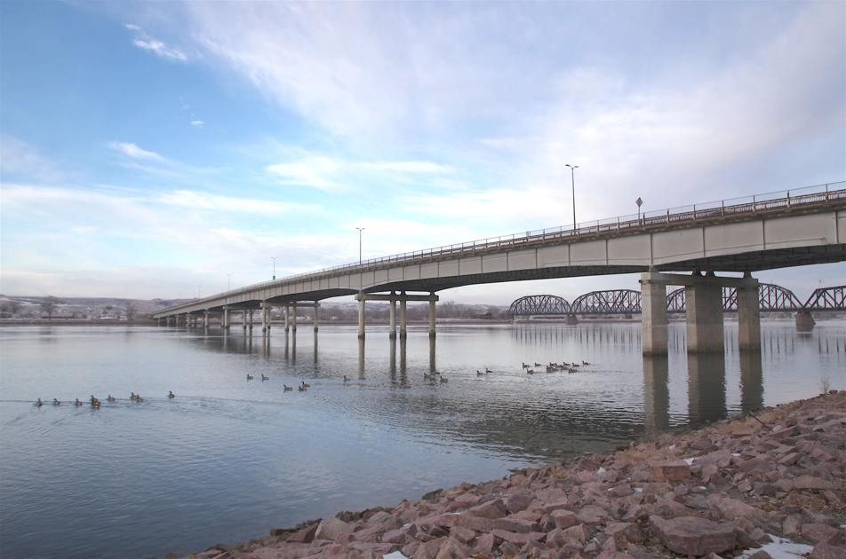 By February, Pierre and Fort Pierre need to make bridge choices costing as much as $2.2 million