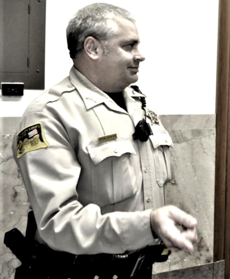 Sheriff Darin Johnson