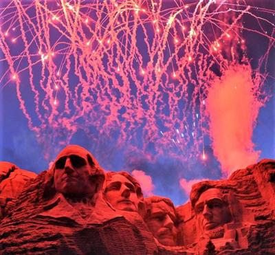 Mount Rushmore Fireworks Celebration yields major returns