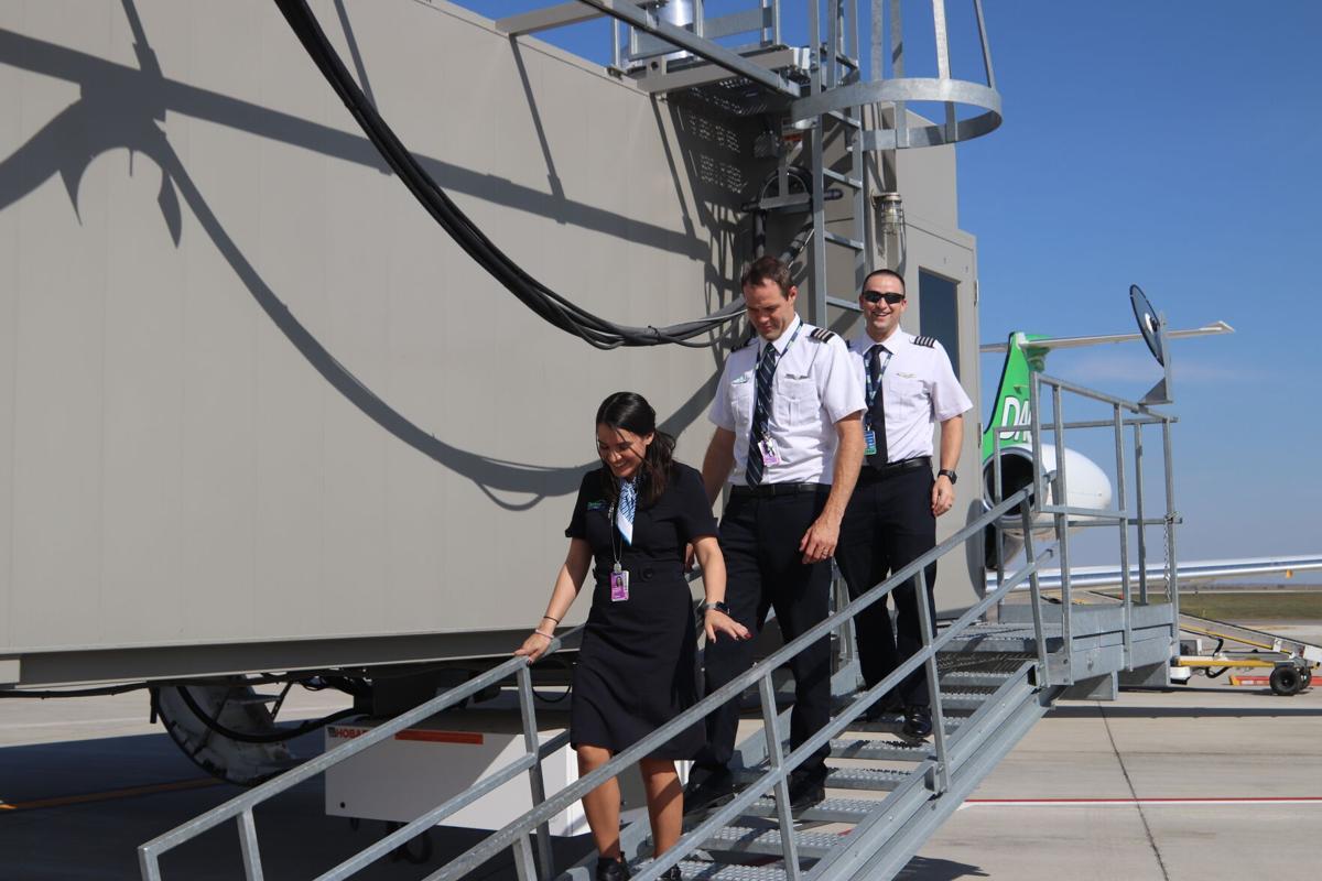 Denver Air crew