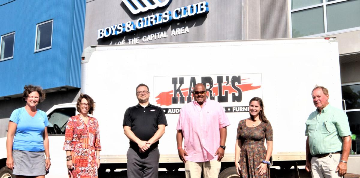 New Boys and Girls Club receives appliance donation