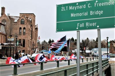 Fallen Heroes bridge dedication program initiated