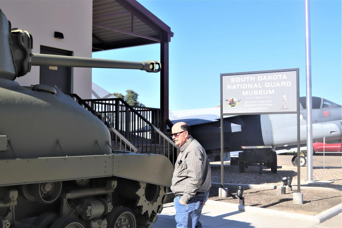National Guard Museum renovation goes almost unnoticed